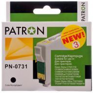 Совместимый картридж Patron T07314 (PN-0731)(CI-EPS-T07314-B3-PN) (Stylus CX-3900 / CX-4900 / CX-5900 / CX-7300 / CX-8300 / Photo TX400 / Stylus C110 / Stylus C79) Black