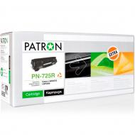 Картридж Patron 725 (PN-725R)(CT-CAN-725-PN-R) (i-SENSYS LBP6000/ 6020, MF3010) Black