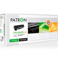 Совместимый картридж Patron CE285A (PN-85AR)(CT-HP-CE285A-PN-R) (LaserJet P1102/ 1102w, M1132/ 1212nf) Black