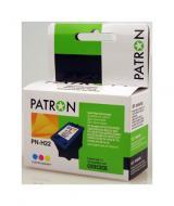 Совместимый картридж Patron C9352CE (PN-H22)(CI-HP-C9352CE-C-PN) (Deskjet 3920/ 3940/ D1360/ D1400 ser/ D1460/ D1470/ D1560/ D2330/ D2360/ D2430/ D2460/ F370/ F375/ F380/ F2180/ F2187) (C, M, Y)