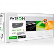 Картридж Patron FX10 (PN-FX10R)(CT-CAN-FX-10-PN-R) (i-SENSYS MF4018/ 4120/ 4140/ 4150/ 4270/ 4320d/ 4330d/ 4340d/ 4350d/ 4370dn/ 4380dn/ 4660PL/ 4690PL, FAX-L100/ 120) Black