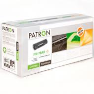 Совместимый картридж Patron CE278A (PN-78AR)(CT-HP-CE278A-PN-R) (LaserJet P1566/ 1606, M1536) Black