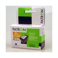 Совместимый картридж Patron C8765HE (PN-H131)(CI-HP-C8765HE-B-PN) (Deskjet 460c/ 460cb/ 460wbt/ 460wf/ 5743/ 6543/ 6543d/ 6623/ 6843/ 6843d/ 6943/ 9803/ 9803d, Officejet 6213/ 7213) Black