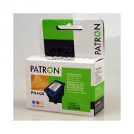 Совместимый картридж Patron C8728AE (PN-H28) (CI-HP-C8728AE-C-PN) (Deskjet 3320/ 3325/ 3420/ 3425/ 3520/ 3535/ 3550/ 3645/ 3647/ 3650/ 3745/ 3845/ 5650/ 5652/ 5655/ 5850) (C, M, Y)