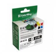 Совместимый картридж ColorWay (CW-H21XL/H22XLSET) Combo Pack (C9351CE+C9352CE) (HP DJ 3920/PSC1410) (C, M, Y, Bk)