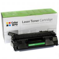 Совместимый картридж ColorWay CW-H505/280M (HP LJ M425DN/425DW (CF280A)) Black
