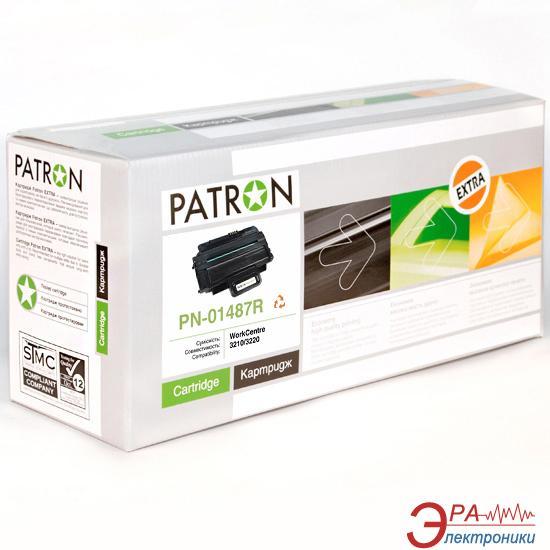 Совместимый картридж Patron (PN-01487R) (CT-XER-106R01487-PNR) 106R01487 Extra (XEROX WC 3210/3220) Black
