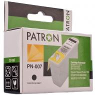 Совместимый картридж Patron (CI-EPS-T007401-B-PN) (Epson Stylus Photo 870/ 1270/790/900) Black