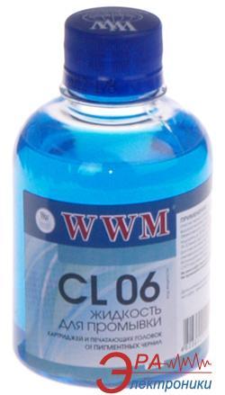 Чистящая жидкость WWM CL06 (G229211)