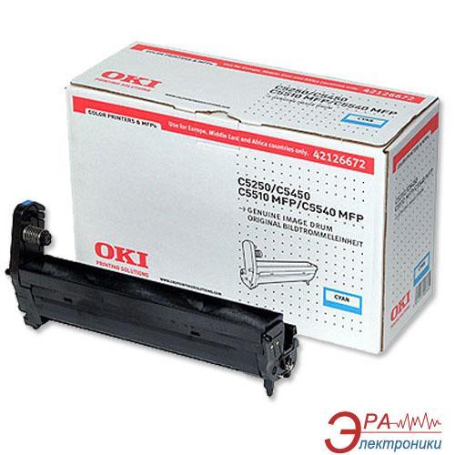 Фотокондуктор OKI EP-CART-C-C5250 (42126672) Cyan
