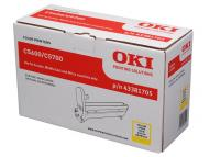 ������������� OKI EP-Cart-Y-C5600/5700 (43381705) Yellow