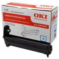 ������������� OKI EP-Cart-C-C5850/5950 (43870023) Cyan