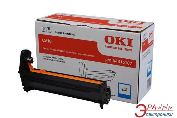 Фотокондуктор OKI EP-Cart-C-C610 (44315107) Cyan