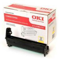 Фотокондуктор OKI EP-Cart-Y-C5800/5900 (43381721) Yellow