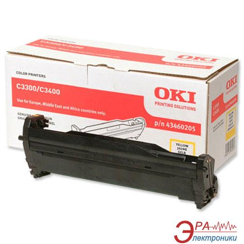 Фотокондуктор OKI EP-Cart-Y-C33/3400 Yellow (43460205) Yellow