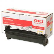 Фотокондуктор OKI EP-Cart-Y-C33/3400 Yellow (43460205) Yellow