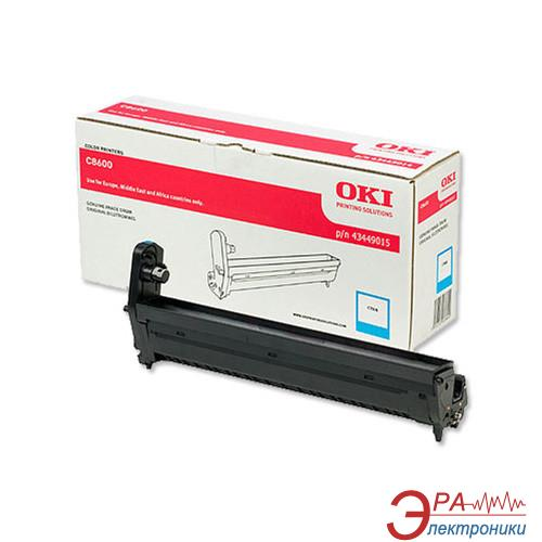 Фотокондуктор OKI EP-CART-C-C96/9800 Cyan (42918107) Cyan