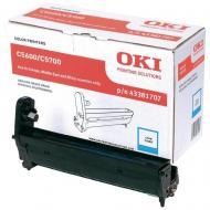����������� OKI EP-Cart-C-C5600/5700 (43381707) Cyan