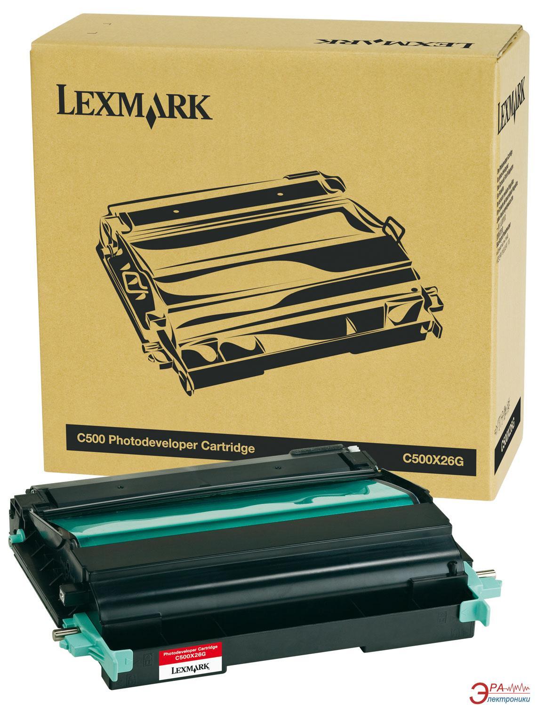 Фотокондуктор LEXMARK (C500X26G) Color (B, C, M, Y)