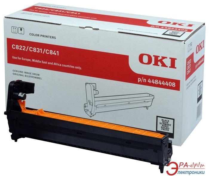 Фотокондуктор OKI EP-CART-K-C831/841/822 (44844408) Black