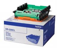 Набор фотобарабанов Brother DR-320CL (DR320CL) Color (B, C, M, Y)