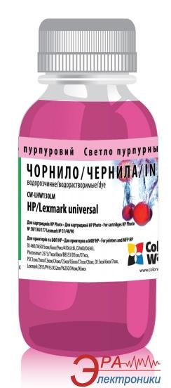 Чернила ColorWay Universal HP/Lexmark Photo Magenta LHW130LM (CW-LHW130LM) 200 мл (г)