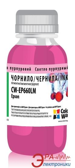 Чернила ColorWay Epson T50 Pigment Photo Magenta (CW-EP660LM) 100 мл (г)