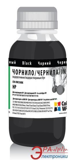Чернила ColorWay HP 121/129 Black HW350BK (CW-HW350BK) 200 мл (г)