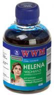 Чернила WWM HP Universal Helena Cyan (HU/C) (G225261) 200 мл (г)
