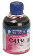 Чернила WWM Canon Magenta (C41/M) (G220681) 200 мл (г)