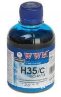 Чернила WWM HP Cyan (H35/C) (G225731) 200 мл (г)