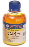 Чернила WWM Canon Yellow (C41/Y) (G220691) 200 мл (г)