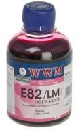 Чернила WWM Epson Light Magenta (E82/LM) (G223951) 200 мл (г)