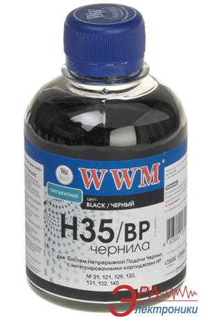 Чернила WWM HP Black (H35/BP) (G225721) 200 мл (г)