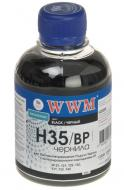 Чернила WWM HP Black (H35/BP) (G225721) 200 мл (г)
