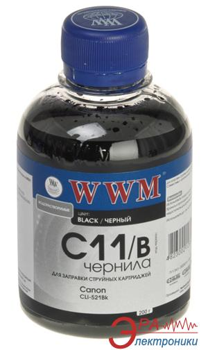 Чернила WWM Canon Black (C11/B) (G220741) 200 мл (г)
