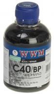 Чернила WWM Canon Black (C40/BP) (G220661) 200 мл (г)