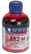Чернила WWM Epson Magenta (E82/M) (G223921) 200 мл (г)
