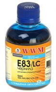 Чернила WWM Epson Light Cyan (E83/LC) (G224151) 200 мл (г)