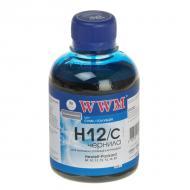 Чернила WWM HP №10/11/82 Cyan (H12/C) (G225771) 200 мл (г)
