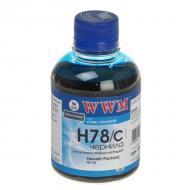 Чернила WWM HP №920/178 Cyan (H78/C) (G225191) 200 мл (г)
