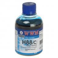 Чернила WWM HP №88 Cyan (H88/C) (G225071) 200 мл (г)