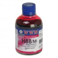 Чернила WWM HP №88 Magenta (H88/M) (G225081) 200 мл (г)