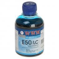 Чернила WWM Epson Stylus Photo R200/R340/RX620 Light Cyan (E50/LC) (G222941) 200 мл (г)