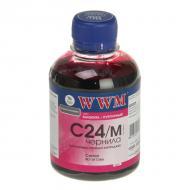 ������� WWM Canon BCI-24C Magenta (C24/M) (G220281) 200 �� (�)