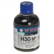Чернила WWM HP №21/129/121 Black (H30/BP) (G225401) 200 мл (г)