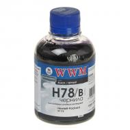 Чернила WWM HP №920/178 Black (H78/B) (G225181) 200 мл (г)
