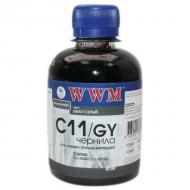 Чернила WWM Canon CLI-426G/CLI-521G Grey (C11/GY) (G220801) 200 мл (г)