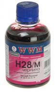 Чернила WWM HP №28/57 Magenta (H28/M) (G225381) 200 мл (г)