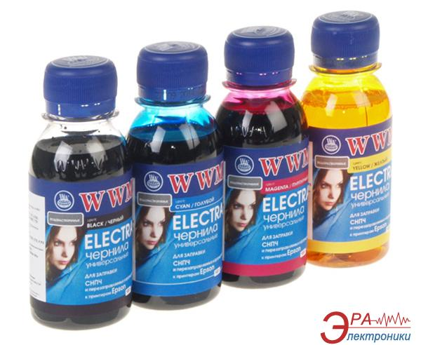 Комплект чернил WWM Epson (ELECTR.SET42) (G111022) 100 мл (г)